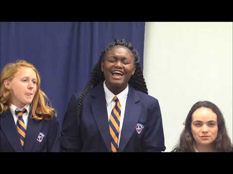 "Glee Club Performs ""Seasons of Love"" (Rent)"