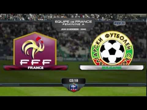 Le replay France-Bulgarie : 14-0 !