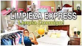 LIMPIA CONMIGO🌻🍁 |Motivate a Limpiar Conmigo tu Casa| CLEAN WITH ME 🌻🍁 LIMPIEZA DE CASA