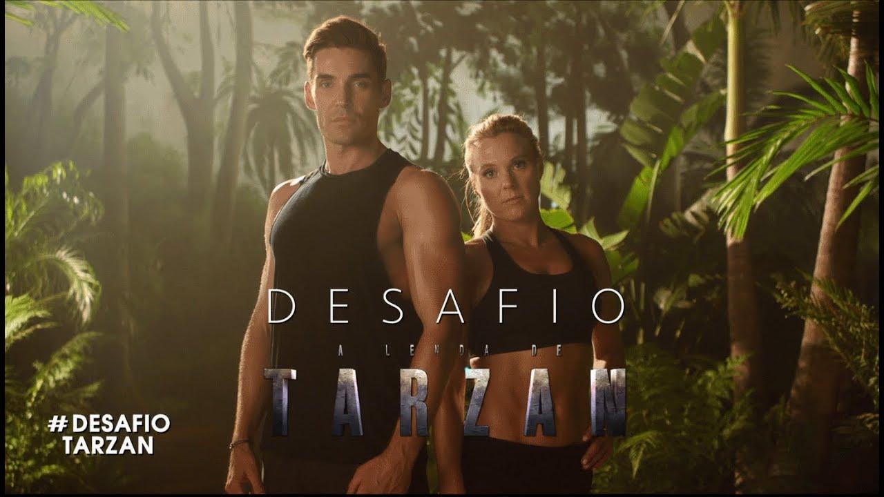 A Lenda de Tarzan - #DesafioTarzan | Semana 2 (Core)