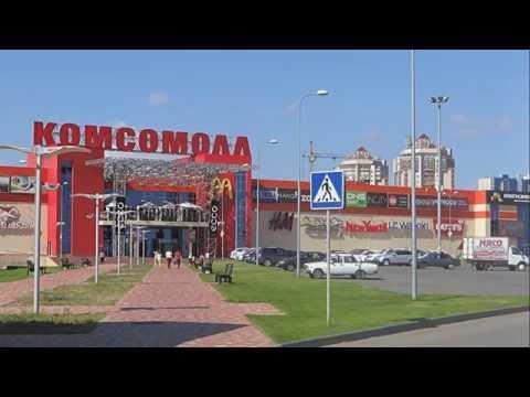 ТРЦ «КомсоМОЛЛ» - первый из построенных в Волгограде