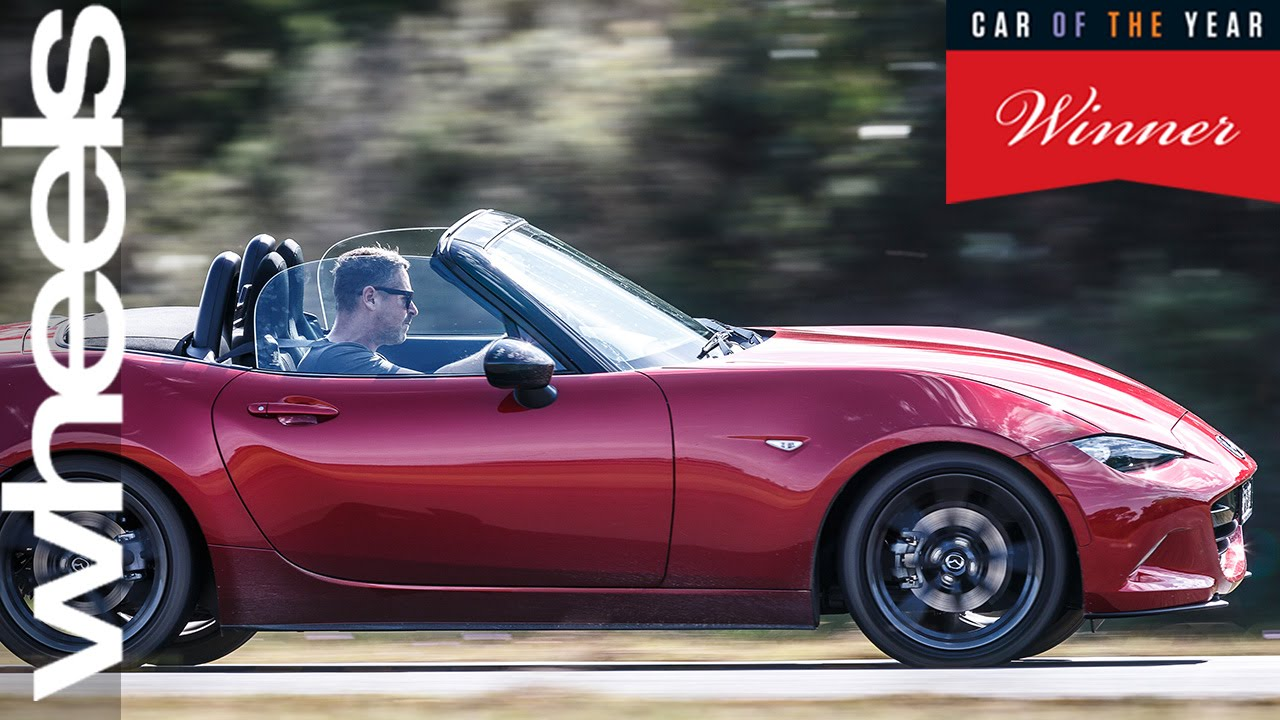 Mazda Mx 5 Car Of The Year 2016 Winner Car Of The Year