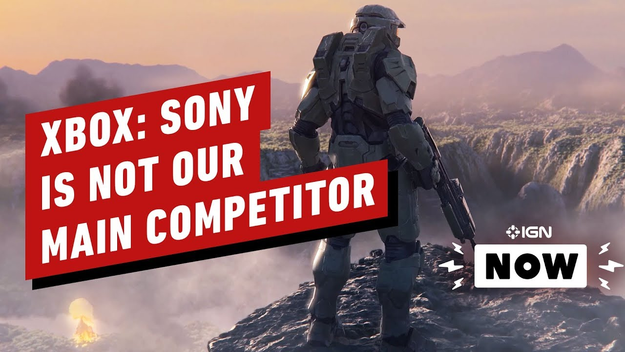 Xbox Boss não considera Sony, principais concorrentes da Nintendo - IGN Now + vídeo