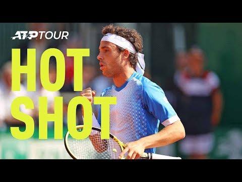 Hot Shot: Cecchinato Sends Monte-Carlo Crowd Into A Frenzy