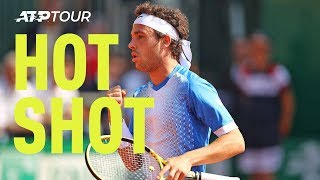 Hot Shot: Cecchinato Sends Monte-Carlo Crowd Into A Frenzy