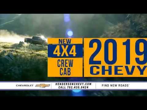 Henderson Chevrolet A Las Vegas And Boulder City Chevrolet