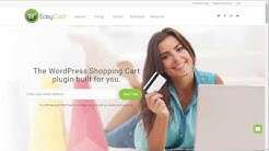 WP EasyCart - 4 Minute Demo of the WordPress Shopping Cart plugin!