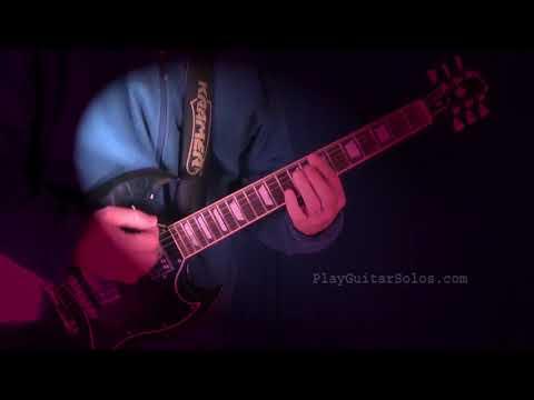 American Woman Guitar