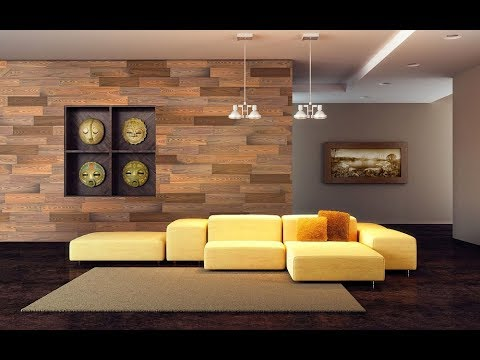 Living Room  Wall Panels !! Wall Art 3d Wall Panel Designs!! Wall Cladding Design Idea!! Choose One