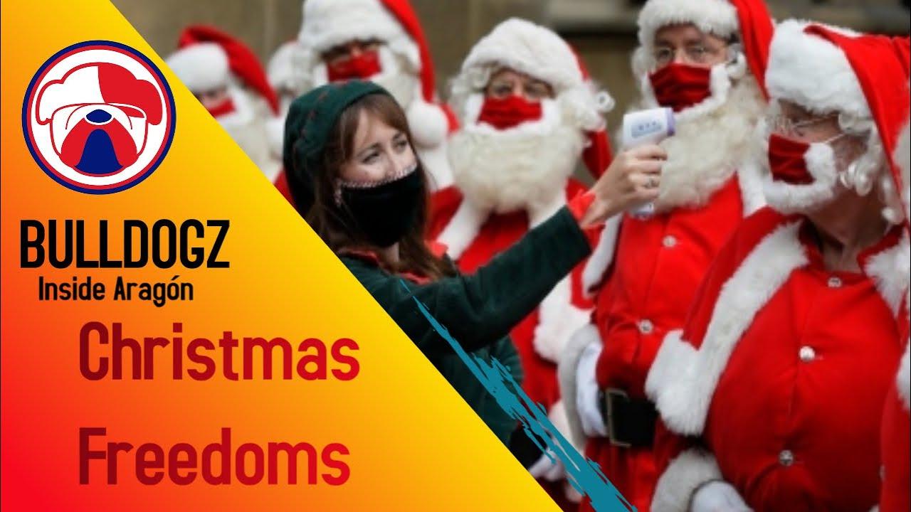 Inside Aragón : Christmas Restrictions!