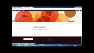 Wordpress Kurulumu Ve Wordpress Eklentilerinin İşlevleri