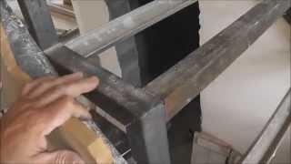 Поэтапная сборка лестницы. Часть 1.(, 2014-05-30T14:36:28.000Z)