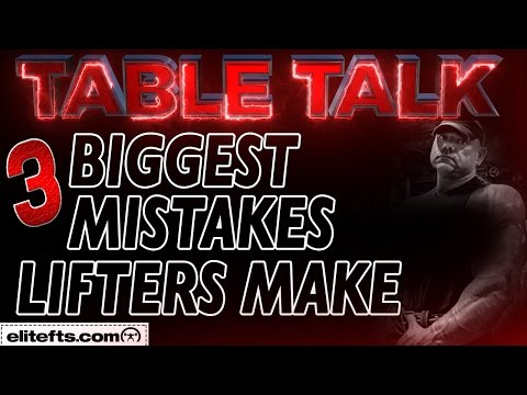 5 Monster Muscle Mass Building Mistakes Intermediate Lifters Make