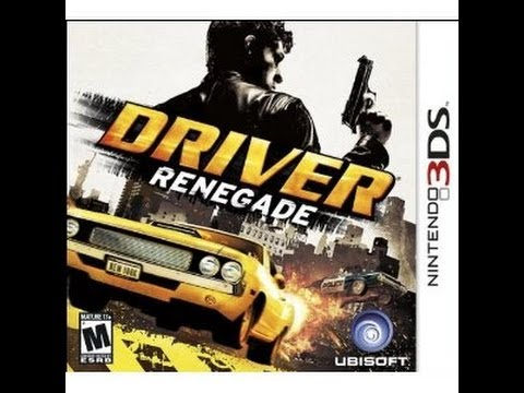 Review of Driver Renegade for the Nintendo 3DS by Protomario