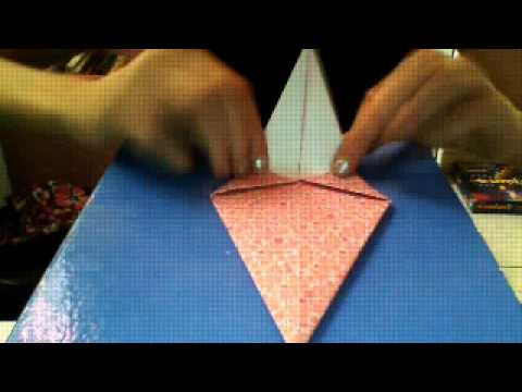 Comment faire un sapin en origami tuto n 1 youtube - Comment faire un sapin en origami ...