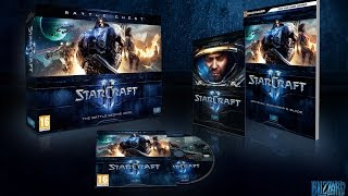 StarCraft II - Battle Chest - Unboxing