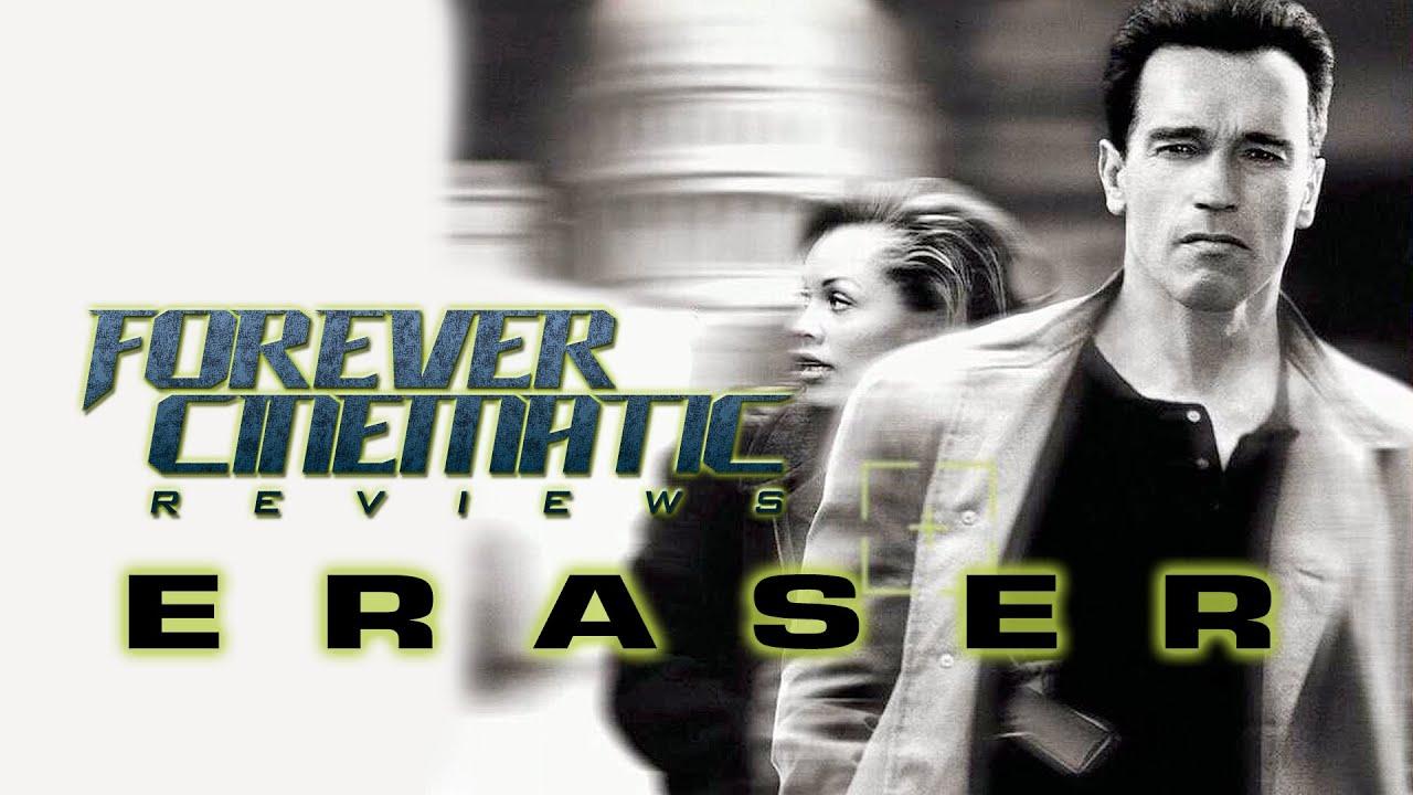 Image result for Eraser 1996 Movie poster