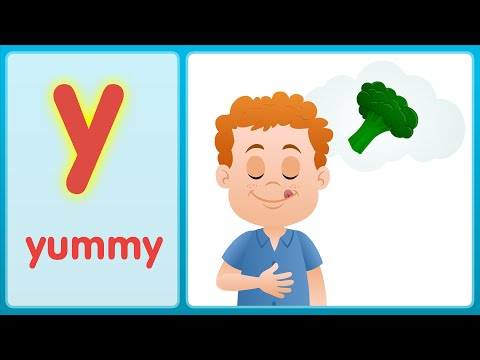 The Y Song (Lowercase) | Alphabet Song | Super Simple ABCs