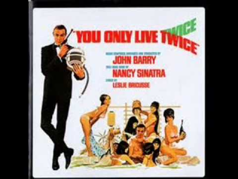 James Bond You Only Live Twice Soundtrack FULL ALBUM