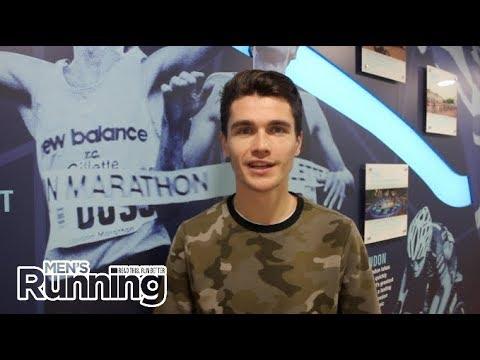 Marathon running: advice from Callum Hawkins!