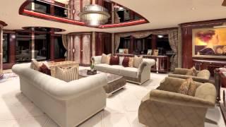 John Staluppi's Superyacht Diamonds are Forever