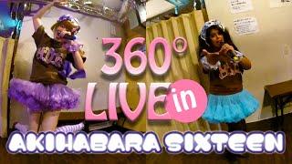 【M.O.E. 360° LIVE】2015/12/29@AKIHABARA SIXTEEN , Japan Maids Of E...