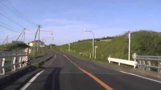 北海道道35号根室半島線:国道44号交点~納沙布岬(北周り) [根室市]