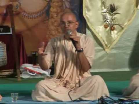 Бхакти Вигьяна Госвами об уходе матери Джаянанды