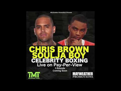 Hot Boy Turk - Rapper Fight (Chris Brown vs. Soulja Boy)