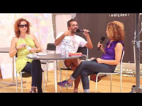 Debate: O Futuro de Angola, com Luaty Beirão e Joana Gorjão Henriques