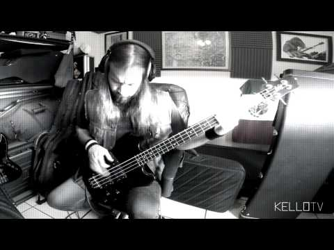 """Tool - """"The Pot"""" (Bass Cover)"""