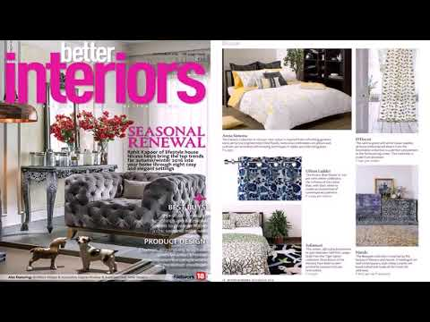 home interior magazine india the home design