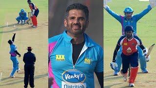 Sunil Shetty's Super Bowling Makes Riteish Deshmukh Disappoint