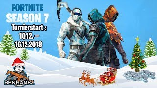 Großes Fortnite Weihnachtsturnier | V-Bucks |  Tag 3 | [PC/PS4/Xbox/Switch] Battle Royale