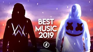 Download Best Music Mix 2019 ♫ No Copyright EDM ♫  Gaming Music Trap - Dubstep - House Mp3 and Videos
