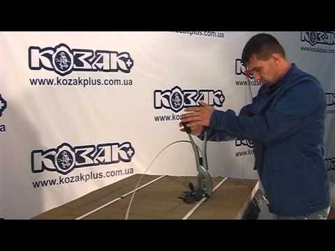 Комбинированное устройство для обвязки лентой «New Eco»