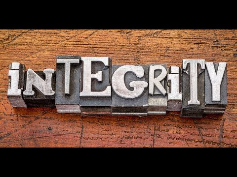 Integrity: The Crucibles of Life