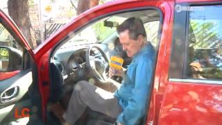 LA COCHERA (NISSAN MP300) B1