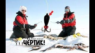 на эту мормышку должны ловить все! Как ловить рыбу зимой на чёртик?