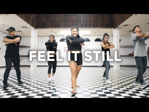 Feel It Still  @PortugalTheMan Dance   @besperon Choreography @DanceOn #FeelItStill