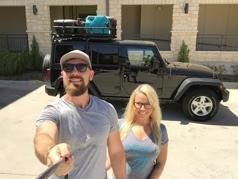 Overlanding with a girl and two dogs