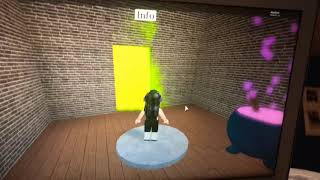 THIS HARRY POTTER OBBY ID SO HARD!!| Roblox|