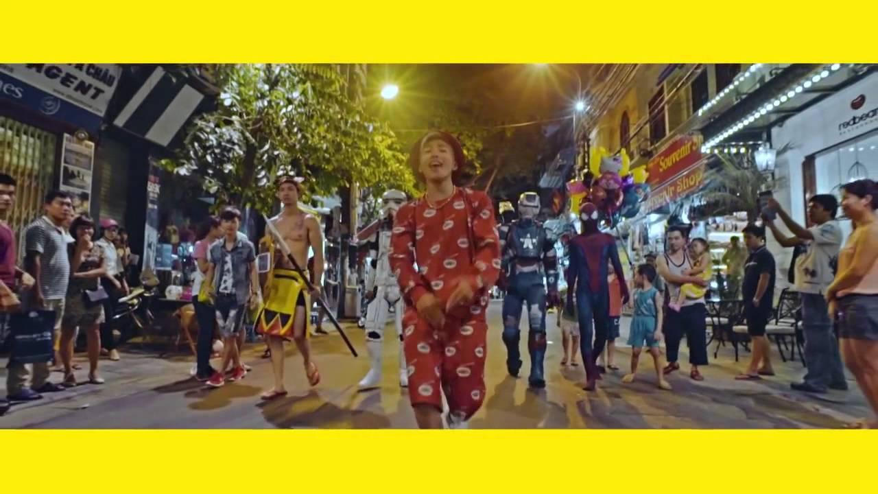 an gi day Mr T ft Hòa Minzy