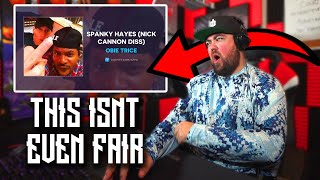 RAPPER REACTS to Obie Trice - Spanky Hayes (Nick Cannon Diss).mp3