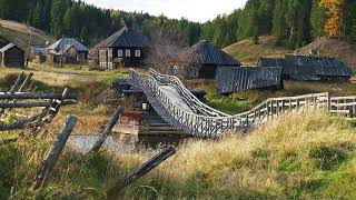 Деревня молчала деревня терпела. Покинутые деревни.