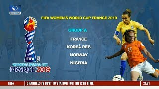 Women's W Cup: Ordega Believes Falcons Can Excel |Sports Tonight|