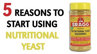 Why You Should Cook with Nutritional Yeast