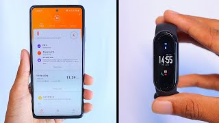 Enable App Alerts in Mi Band 5/6 | Get WhatsApp Messages, Calls, Notifications on Mi Band 5/6 screenshot 5