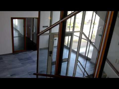 Amazing 1958 TITAN glass elevator @ The Royal Danish Music Academy in Copenhagen