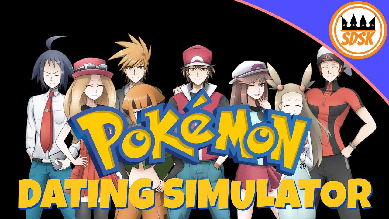 Pokemon dating sim game play